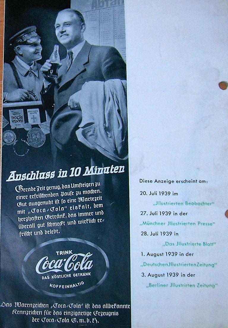 Coca Cola Nachrichten