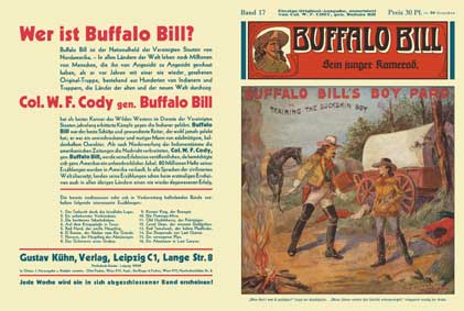 Heft 17, Buffalo Bill