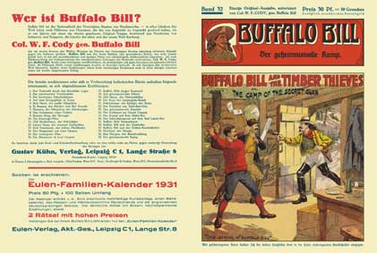 Heft 32, Buffalo Bill