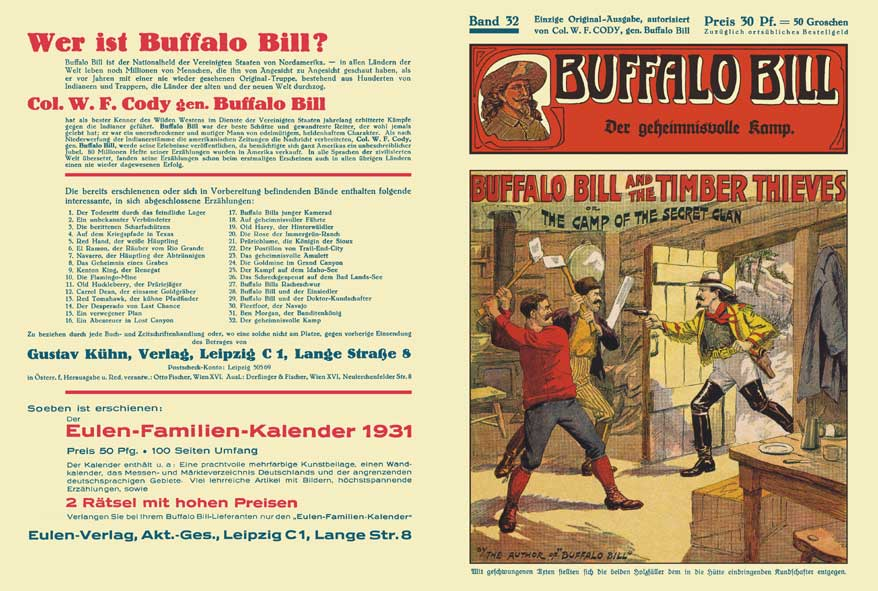 Band 32, Buffalo Bill